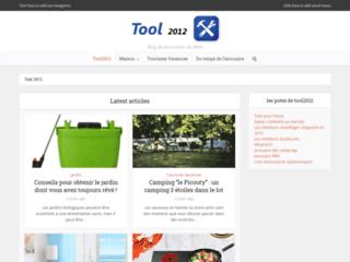 plateforme d'actualité tool2012.at